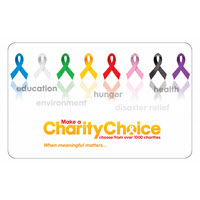 $25 CharityChoice Donation Gift Card